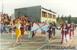 """Фестиваль """"Мы - Украинские"""" г. Приморск, 2010 г..."""